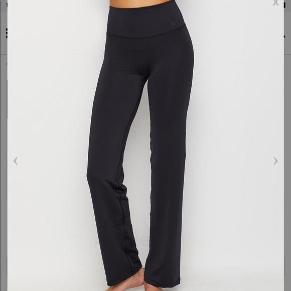 Nike Power Dri Fit Classic gym pant workout black